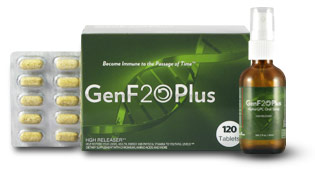 HGH releaser pills like GenF20 Plus encourage natural Human Growth Hormone Production