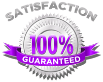 Satisfaction %100 Guaranteed